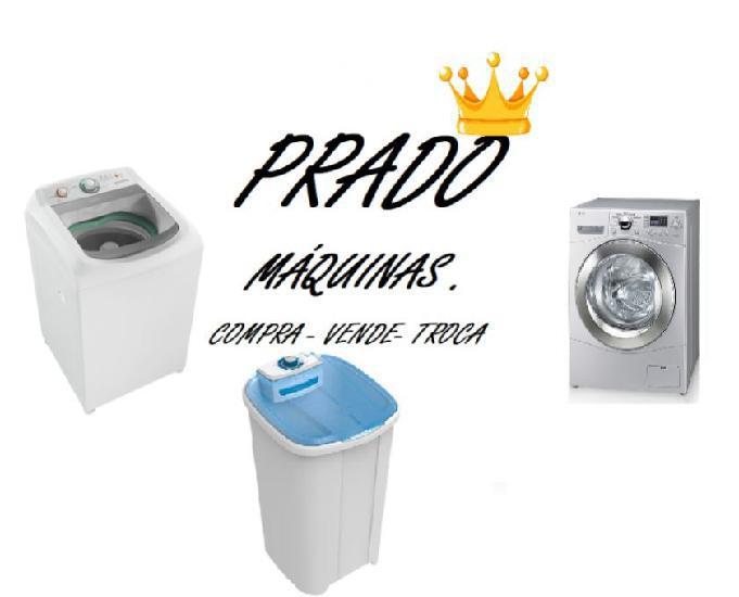 Maquinas de lavar usadas e revisadas á venda