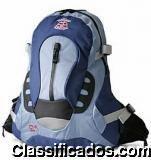 Mochila 21 Litros Anaton - Azul - Trilhas e Rumo R$ 119,00