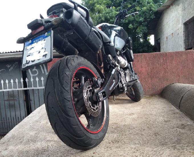 Moto mt03 660 cc