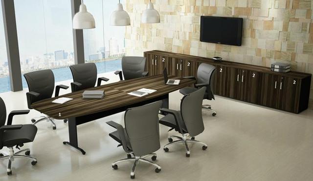 Móveis planejados para escritórios e consultórios