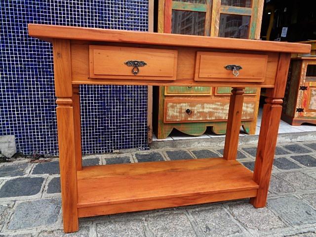 Móveis sob medida em madeira de demolição - thace móveis
