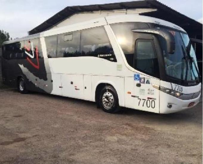 Onibus paradiso 1050 g-7 volvo b-290-r cód.6327 ano 2011
