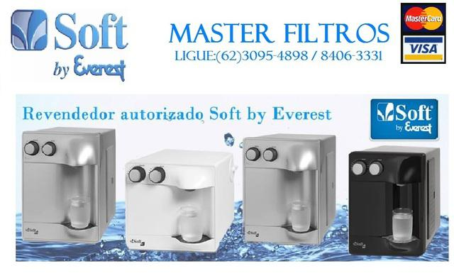 Purificadores de agua soft everest oferta