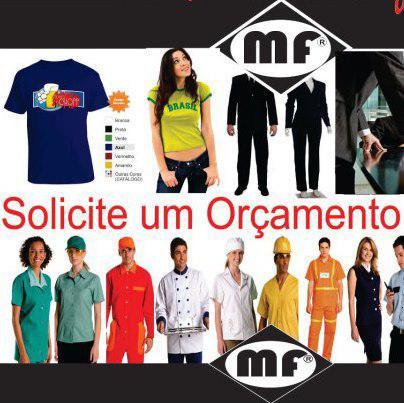 Uniformes em brasilia