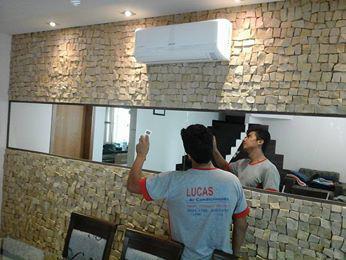 Vendas instalação manutençao de ar condicionado