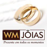 Wm jóias - alianças de casamento e noivado em ouro 18k