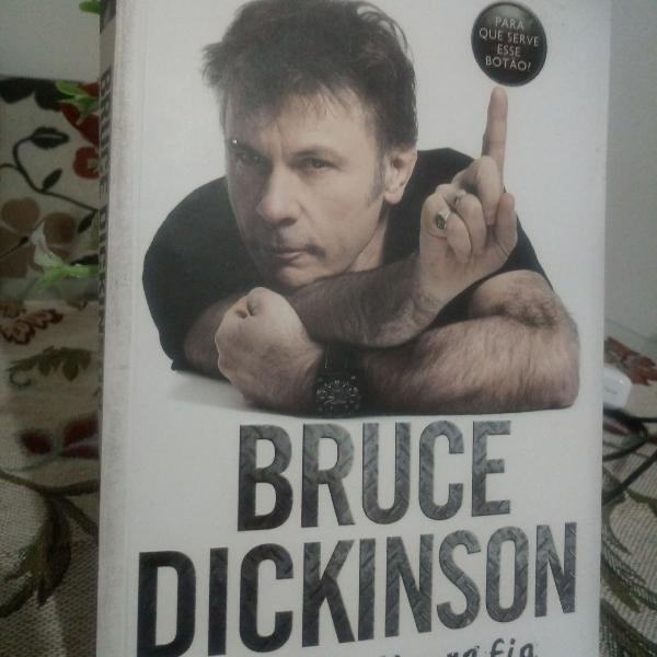 Biografia bruce dickinson (iron maiden)