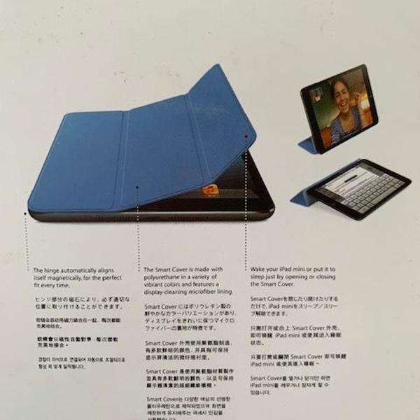 Case para ipad mini