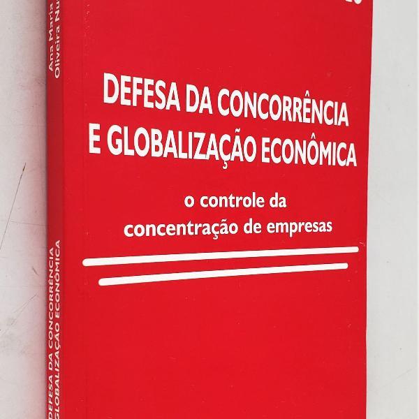 Defesa da concorrência e globalização econômica - ana