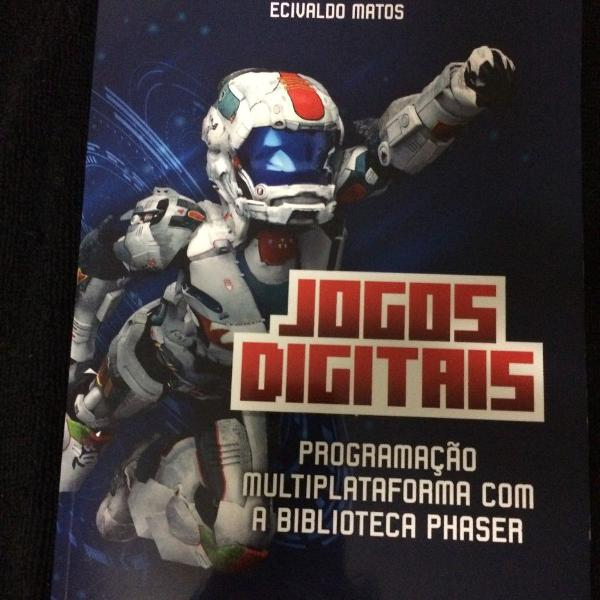 Jogos digitais , programação multiplataforma-saraiva
