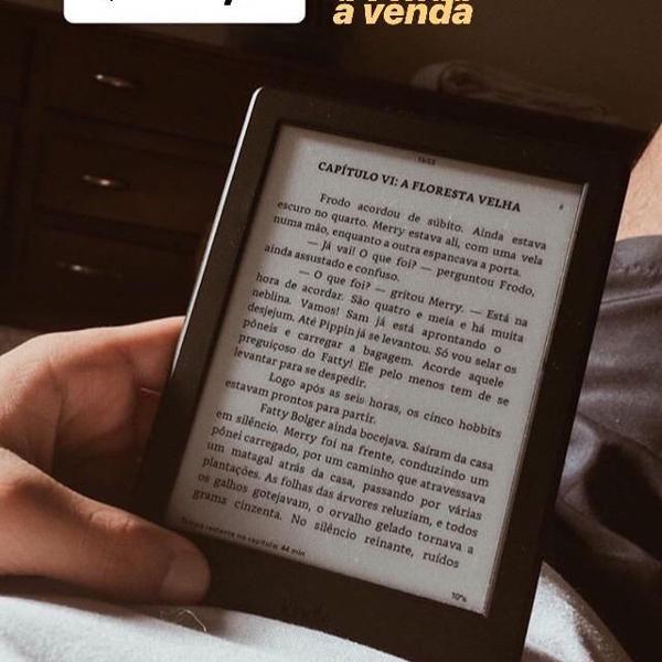 Kindle 8ª geração 4gb preto