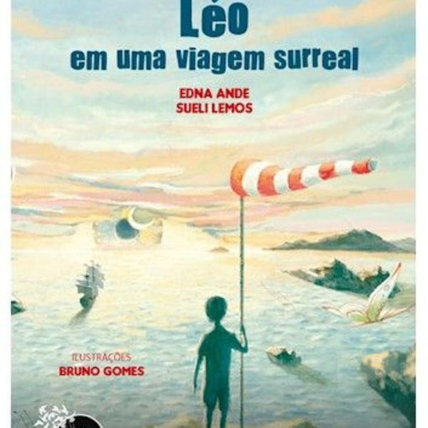 Leo em uma viagem surreal