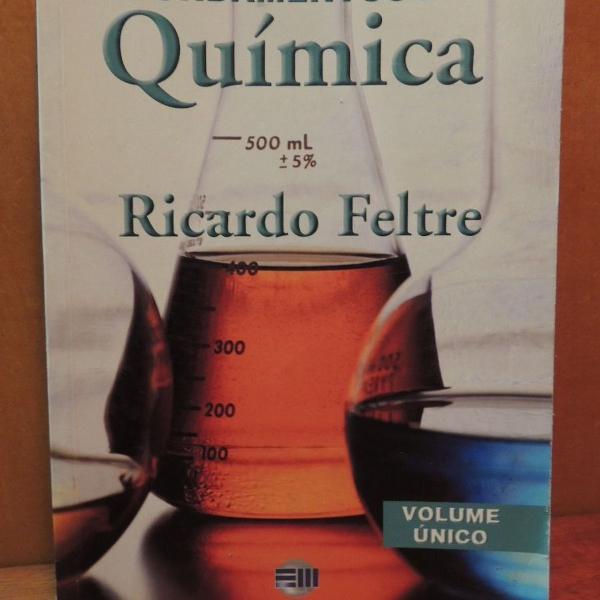 Livro bio / química volume unico