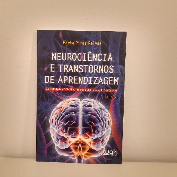 Livro neurociência e transtornos da aprendizagem