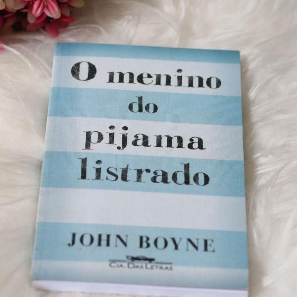 Livro o menino do pijama listrado john boyne