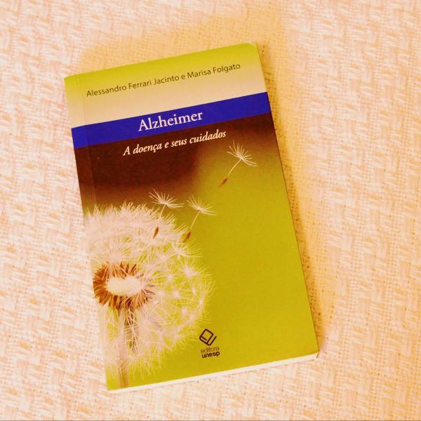 Livro sobre o alzheimer