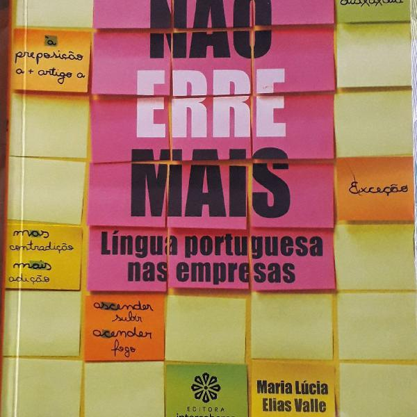 Língua portuguesa nas empresas