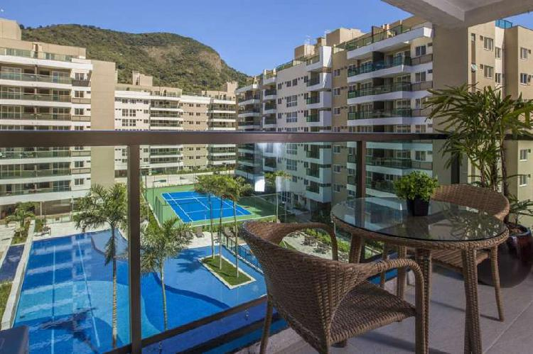 Apartamento - condomínio maui / pontal oceânico - 70 m²
