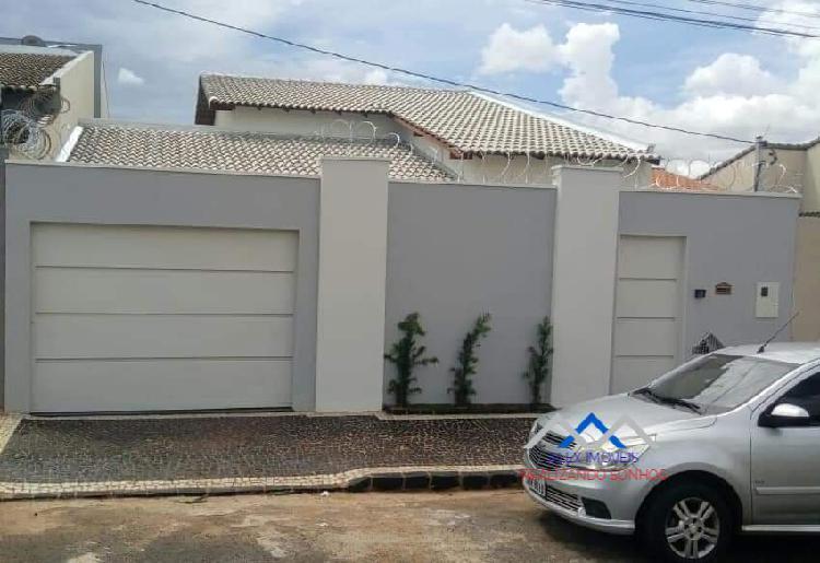 Casa padrão para venda em jardim patrícia uberlândia-mg -