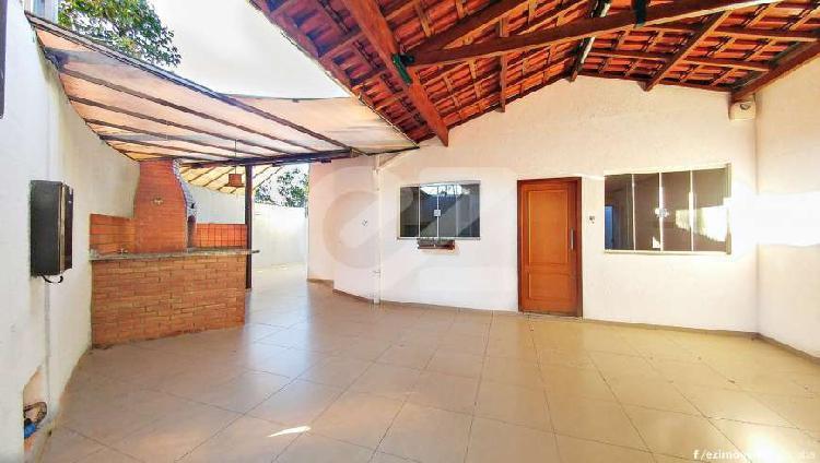 Casa para venda bosque água branca - 107 m² a.c. / 3