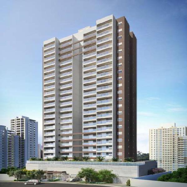 Chacara Klabin - Apartamento de 40 m2 , com 1 Dormitorio, e