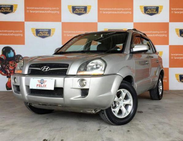 Hyundai tucson 2.7 mpfi 24v 175cv aut. gasolina automático