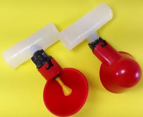 10-bebedouros automático tipo niple com copinho e
