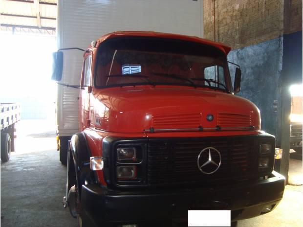 2 Mercedes-Benz 1113 1976 bau 6.50 metro toco