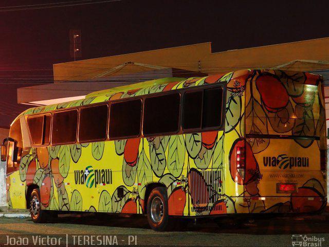 Aluguel locação fretamento de ônibus no piauí