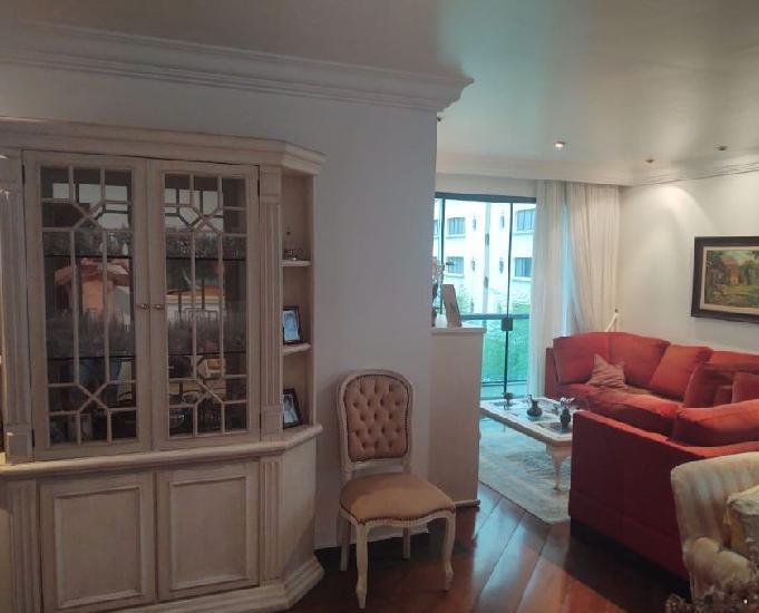 Apartamento 144m2 a venda jd bela vista - santo andré