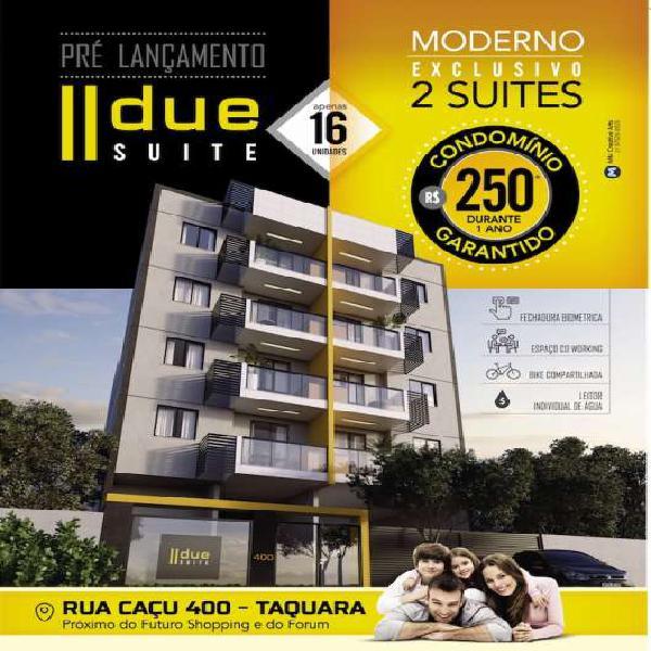 Apartamento 55 m2 com 2 suites em taquara - rio de janeiro -