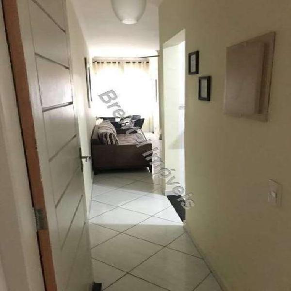 Apartamento com 1 dorm, vila júlia, guarujá - r$ 150 mil,