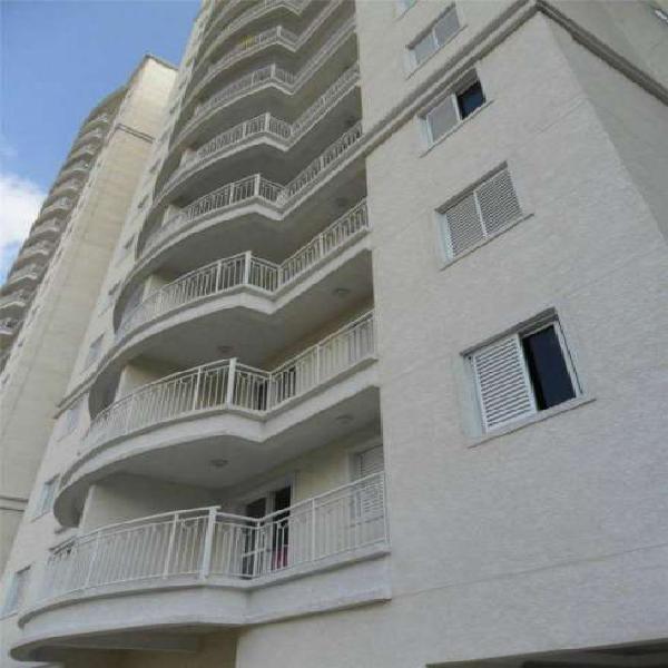 Apartamento com 3 dormitórios à venda, 88 m²- vila