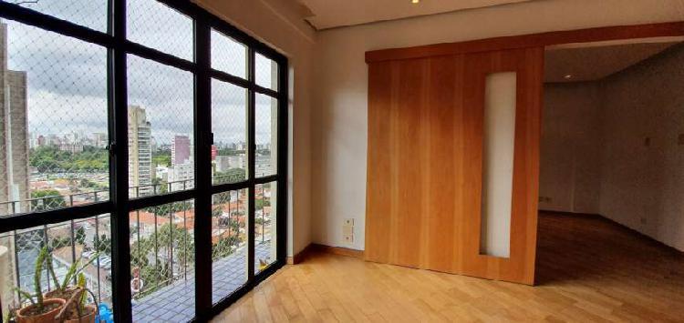 Apartamento com vista incrível para aluguel, 128 metros