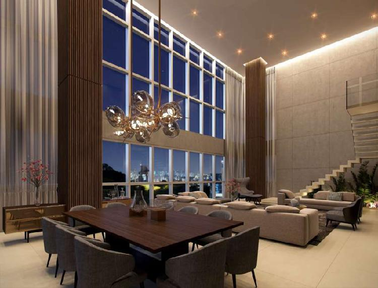 Apartamento de 181m² 3 suítes, 3 vagas no itaim