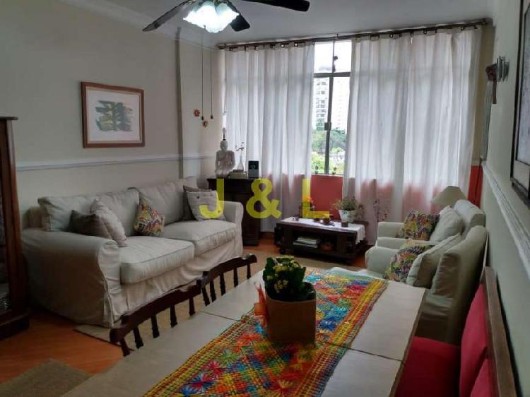 Apartamento na vila mariana com 2 vagas para vender
