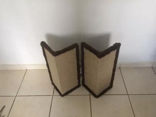 Arranhador de canto de sofa para gatos