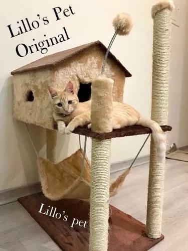 Arranhador de gato casa