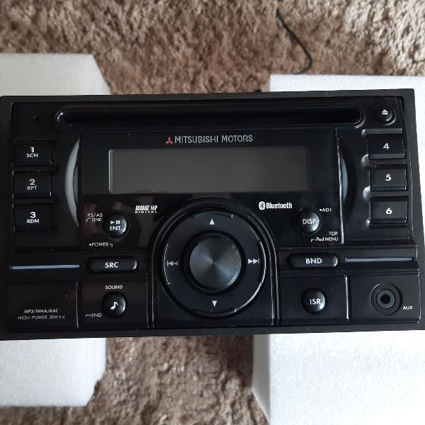 Cd player original mitsubishi tr4 2010