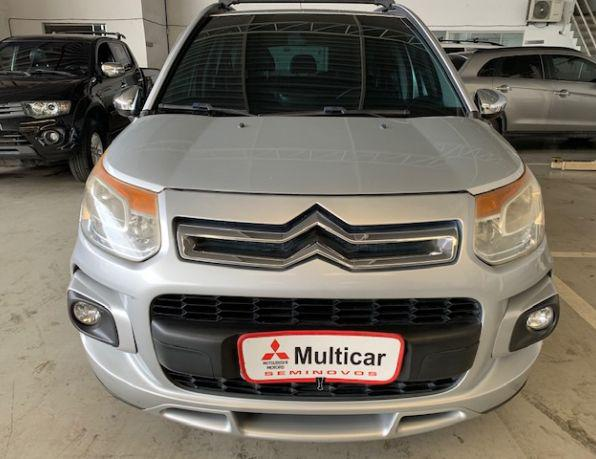 Citroen aircross exclusive 1.6 flex 16v 5p mec. flex -
