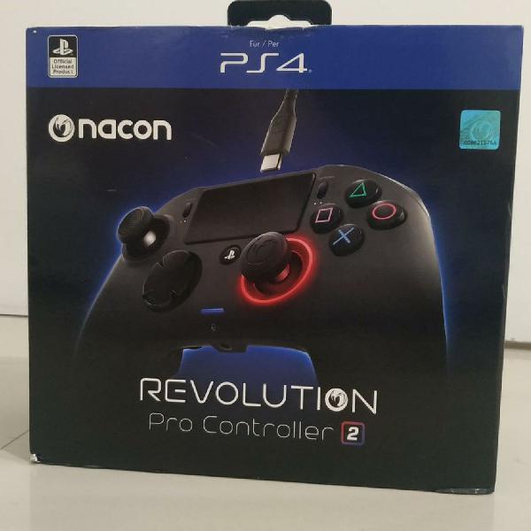 Controle pro revolution nacon v2 ps4 / pc