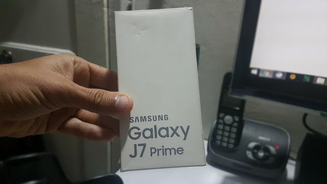 Caixa smartphone celular samsung galaxy j7 prime v/t lg