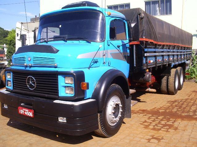 Caminhão mb 1313 ano 1972/1972 truck