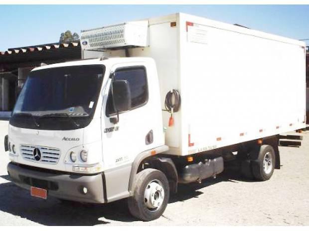 Caminhão mercedes benz acello 915 no chassis ou com baú