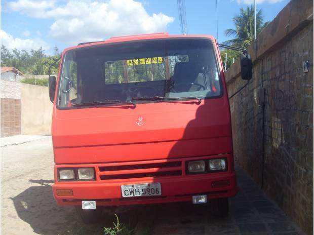 Caminhão agrale 3/4 1600 motor mwm