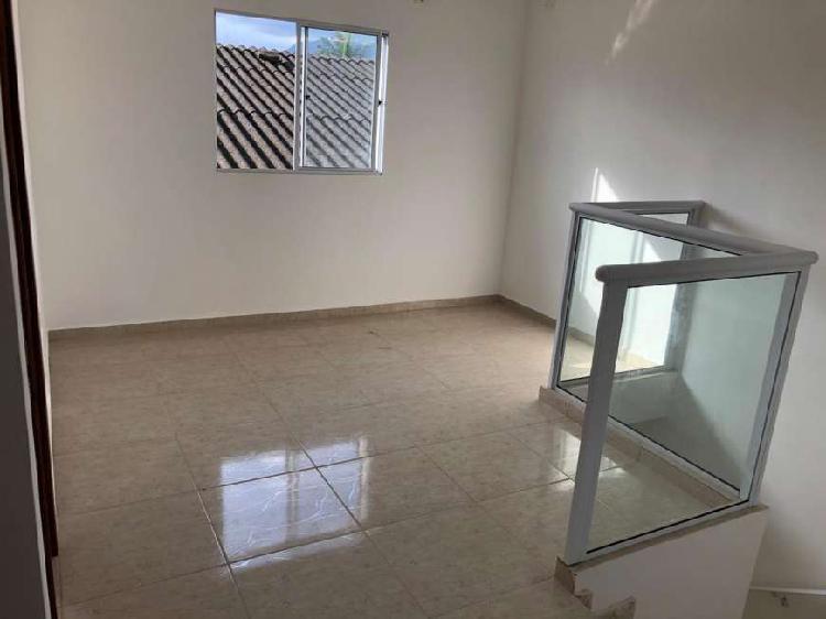 Casa condominio fechado na cidade ocian - 02 dormitórios 01