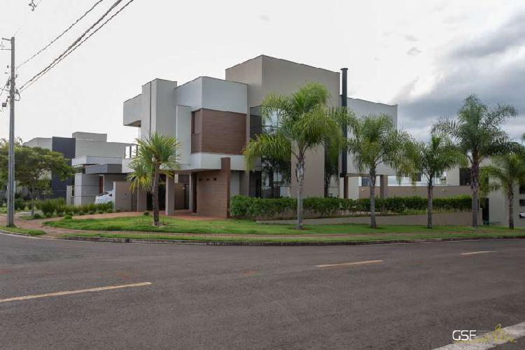 Casa de condomínio alphaville 2 - londrina - pr