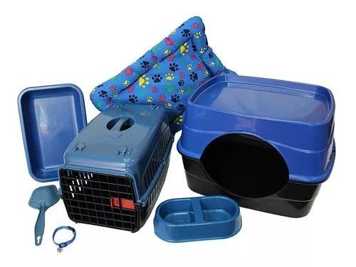 Casinha para gato caixa transporte gato caixa de areia 7