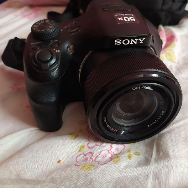 Câmera sony cyber shot dsc hx300