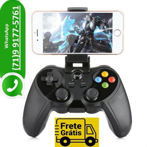 Controle ipega 9078 joystick celular android pc bluetooth